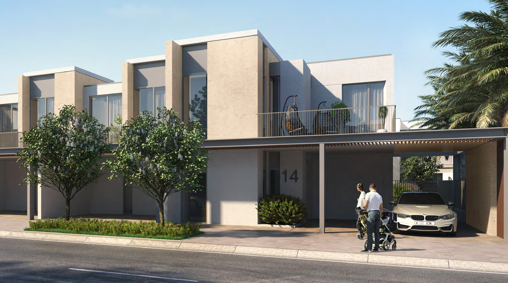 Joy Townhouses by Emaar amenities