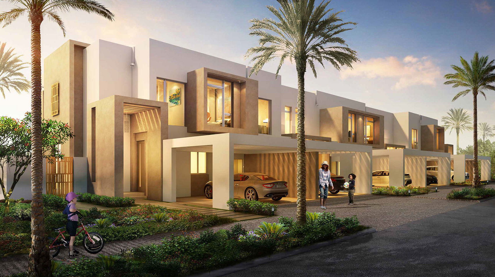 Reem villas at Arabian Ranches  by Emaar Properties